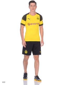 Футболка BVB Authentic Home Shirt PUMA