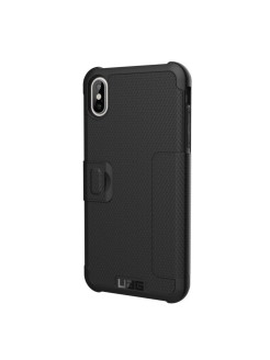 Protective cover UAG for iPhone XS Max Metropolis series color black / 111106114040/32/4 UAG