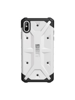 Protective cover UAG for iPhone XS Max Pathfinder series color white / 111107114141/32/4 UAG
