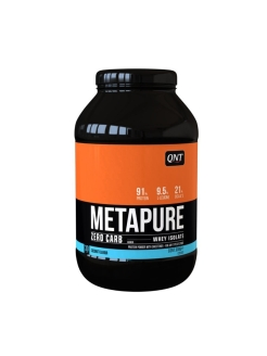 Протеин Metapure Zero Carb (кокос), 908 г QNT