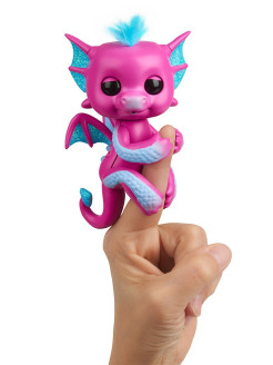 Interactive toys Fingerlings