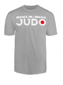 Футболка детская Judo Discipline Youth T-shirt Bad boy