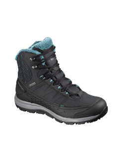 Ботинки SHOES KAINA MID GTX PHANTOM/Bk/Hydro. SALOMON