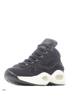 Кроссовки QUESTION MID HOF    BLACK Reebok