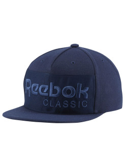 Бейсболка CL FOUNDATION CAP   CONAVY/WSHBLU Reebok