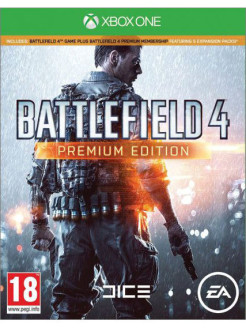 Battlefield 4. Premium Edition [Xbox One, русская версия] Electronic Arts