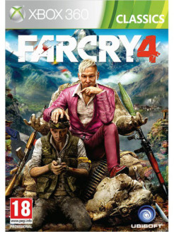 Far Cry 4 (Classics) [Xbox 360, русская версия] Ubisoft