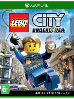 Lego City  Undercover [Xbox One, русская версия] WB Interactive