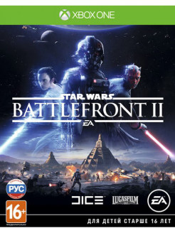 Star Wars: Battlefront II [Xbox One, русские субтитры] Electronic Arts