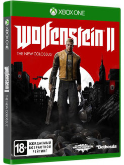 Wolfenstein II: The New Colossus [Xbox One, русская версия] Bethesda Softworks