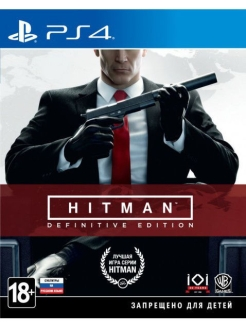 Hitman: Definitive Edition [PS4, русские субтитры] WB Interactive