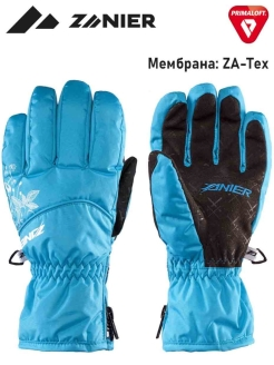 Sports gloves / ski SCHEFFAU ZX DA, for women Zanier