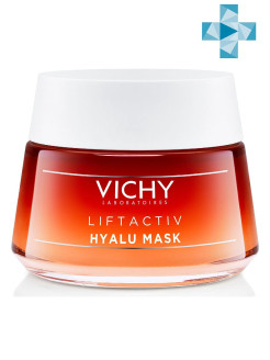 Гиалуроновая экспресс-маска LIFTACTIV HYALU-FILTER MASK, 50 мл VICHY