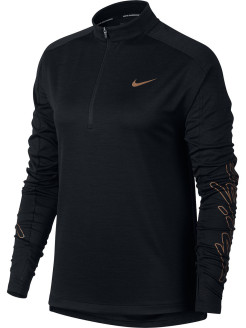 Джемпер W NK PACER TOP HZ FL0 Nike