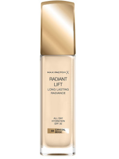 Тональная Основа Radiant Lift Long Lasting Radiance Crystal beige 33 MAX FACTOR