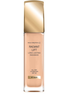 Тональная Основа Radiant Lift Long Lasting Radiance Nude 47 MAX FACTOR