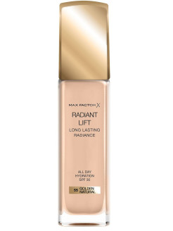 Тональная Основа Radiant Lift Long Lasting Radiance Golden natural 55 MAX FACTOR