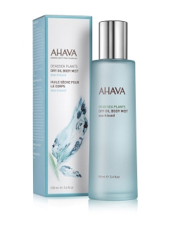 Deadsea Plants Сухое масло для тела sea kissed 100 мл AHAVA