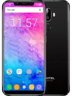 Смартфон U18: 5,85'' 1512x720/IPS MT6750 4Gb/64Gb 16+5Mp/13Mp 4000mAh Oukitel