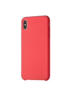 Protective Touch Case for iPhone Xs Max, Red CS40RR01-I18 Ubear