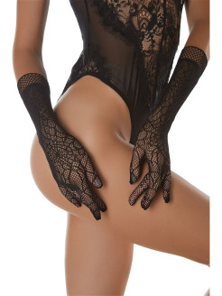 Erotic gloves Le Cabaret