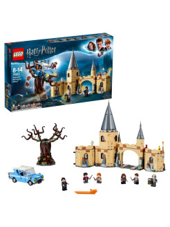Harry Potter Гремучая ива 75953 LEGO