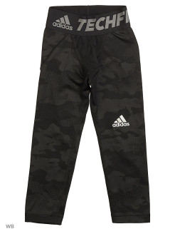 Тайтсы YB TF WARM TI adidas