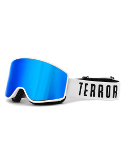 Маска TERROR SNOW - SPECTRUM WHITE BLUE (one size) TRSNOW