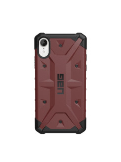 UAG Protective Case for iPhone XR Pathfinder Series color carmine UAG
