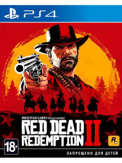 Red Dead Redemption 2 [PS4, русские субтитры] Take 2 Interactive