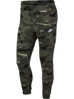 Брюки M NSW CLUB CAMO JGGR BB0 Nike