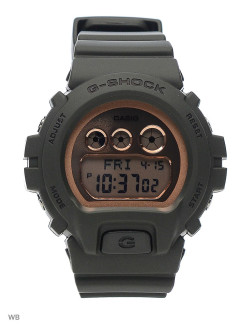 Часы G-Shock GMD-S6900MC-3ER CASIO