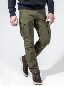 "Trousers the warmed ""HARAT Polar"" TACTICAL FROG"