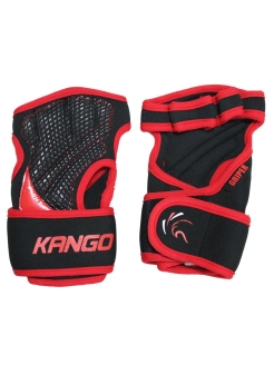 Перчатки для фитнеса KAC-032 Black/Red Kango