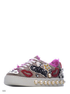 Canvas sneakers EDDY DANIELE
