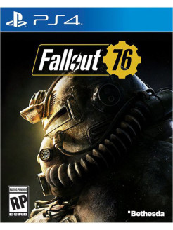 Fallout 76 [PS4, русские субтитры] Bethesda Softworks