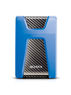 Внешний жесткий диск HDD ADATA USB3.1 1TB DashDrive HD650 Blue A-Data