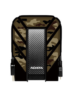 Внешний жесткий диск HDD ADATA USB3.1 1TB DashDrive HD710MP Camouflage A-Data