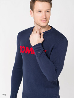 Пуловер TOMMY JEANS