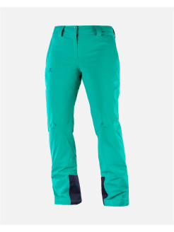 Брюки горнолыжные ICEMANIA PANT W Waterfall SALOMON