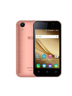 "Смартфон 4072 Strike mini: 4"" 480x800/TN SC7731C 1Gb/8Gb 5Mp/2Mp 1300mAh BQ."