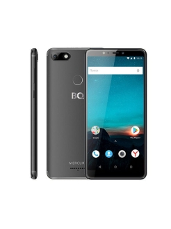 Смартфон 6016L MERCURY: 6'' 1440x720/IPS MT6739 2Gb/16Gb 13Mp/13Mp 4000mAh BQ.