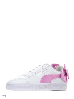 Кеды Basket Bow Patent Jr PUMA
