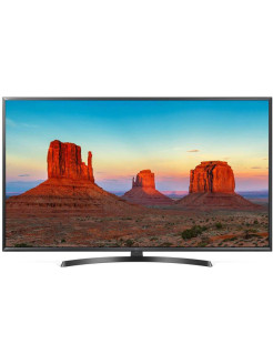 "Телевизор 49UK6450, 49"", UHD, Smart TV, Wi-Fi, DVB-T2/S2 LG"