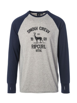 Лонгслив SHRED LS TEE Rip Curl