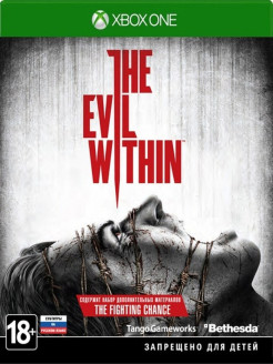 Evil Within [Xbox One, русские субтитры] Bethesda Softworks