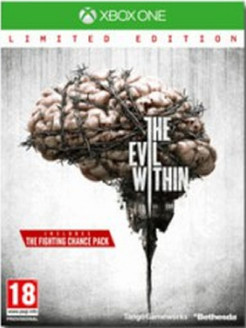 Evil Within. Limited Edition [Xbox One, русские субтитры] Bethesda Softworks