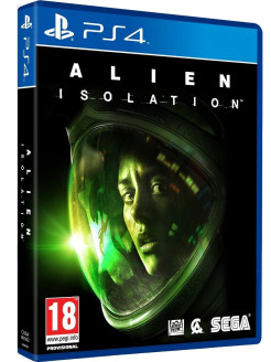 Alien: Isolation [PS4, русская версия] Sega