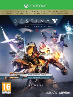Destiny: The Taken King. Legendary Edition [Xbox One, английская версия] Activision