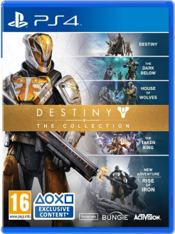 Destiny: The Collection [PS4, английская версия] Activision
